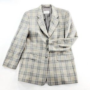Basler Horst Blazer Jacket Coat Wool Cashmere